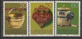 Liechtenstein 1980 – ARTA POPULARA, serie nestampilata, AD36