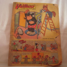 Vand  8 reviste  Vaillant an 1956