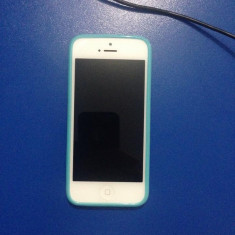 Apple Iphone 5 White 16gb, ca nou ., Alb, Neblocat
