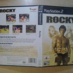 Rocky - JOC PS2 Playstation ( GameLand - sute de jocuri ) - Jocuri PS2, Actiune, 12+, Single player
