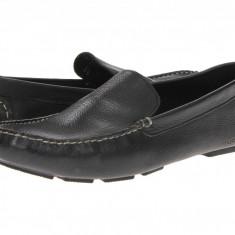 Pantofi Hush Puppies Monaco Slip On MT | 100% originali, import SUA, 10 zile lucratoare - Pantofi barbat Hush Puppies, Piele naturala