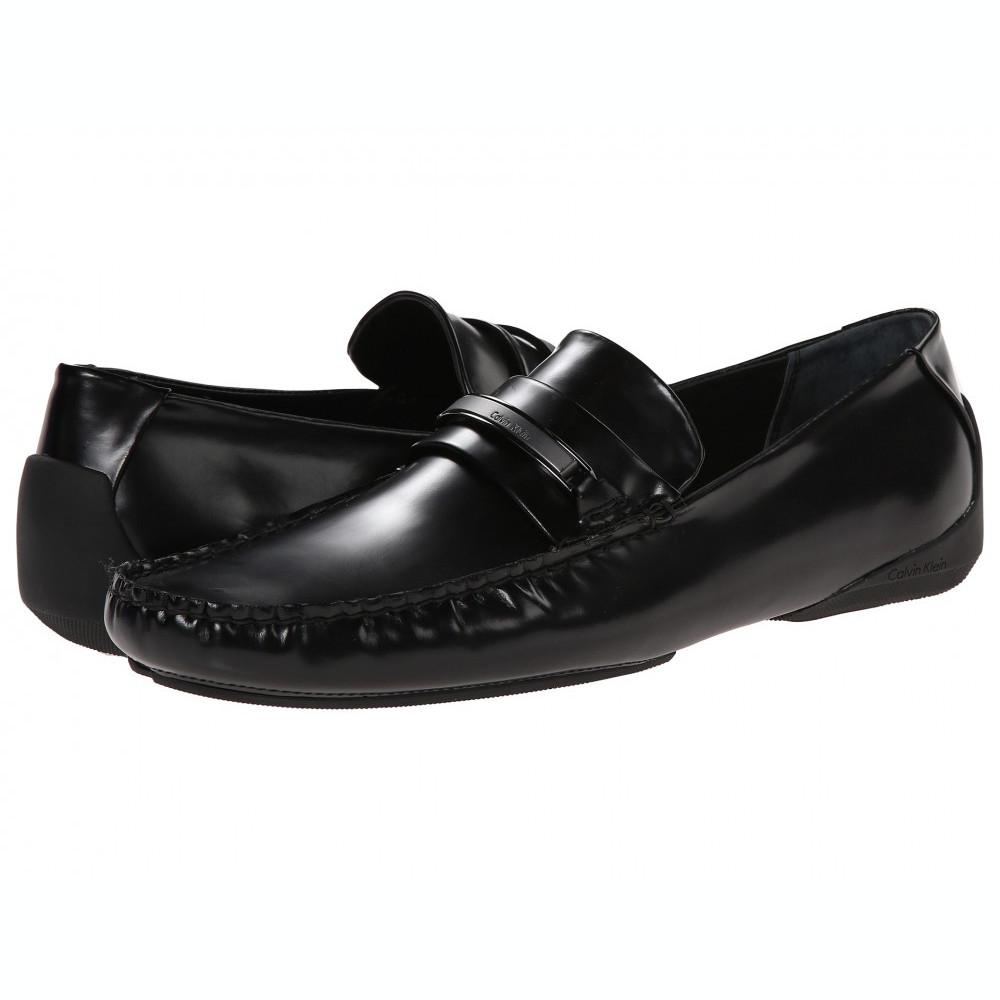 ... zile lucratoare - Pantofi barbati Calvin Klein, Piele naturala