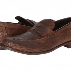 Pantofi Kenneth Cole Collection Home Perf | 100% originali, import SUA, 10 zile lucratoare - Pantofi barbat Kenneth Cole, Piele naturala