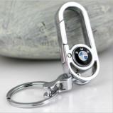 Breloc auto metalic pt bmw + ambalaj cadou