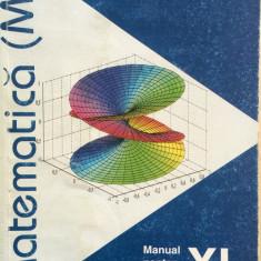 MATEMATICA MANUAL PENTRU CLASA A XI-a M1 - Ilie Petre Iambor, Stefan Mirica - Manual scolar Aramis, Clasa 11, Aramis