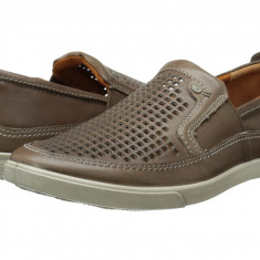Pantofi ECCO Collin Retro Slip On | 100% originali, import SUA, 10 zile lucratoare - Pantof barbat Ecco, Piele naturala
