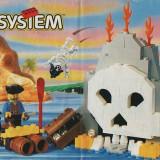 LEGO 6248 Volcano Island