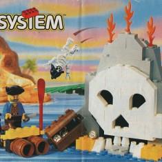 LEGO 6248 Volcano Island - LEGO Pirates