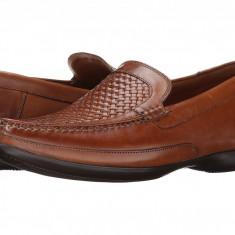 Pantofi Clarks Finer Weave | 100% originali, import SUA, 10 zile lucratoare - Pantof barbat Clarks, Piele naturala