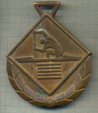 ATAM2001 MEDALIE 799 -CRITERIUL OLIMPIC KAIAC CANOE 1970- LOC III