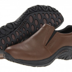 Mocasini Merrell Jungle Moc Leather | 100% originali, import SUA, 9-10 zile lucratoare - Mocasini barbati