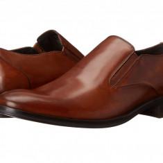 Pantofi Kenneth Cole New York Total Amount | 100% originali, import SUA, 10 zile lucratoare - Pantofi barbat Kenneth Cole, Piele naturala