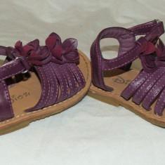 Sandale copii - nr 19, Culoare: Din imagine, Piele naturala