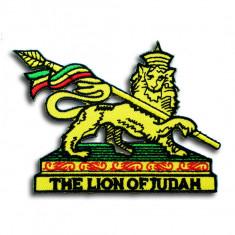 Emblema The Lion Of Judah Jamaica