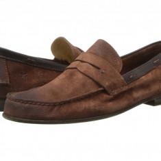 Pantofi Frye Lewis Leather Penny   100% originali, import SUA, 10 zile lucratoare - Pantofi barbat Frye, Piele naturala
