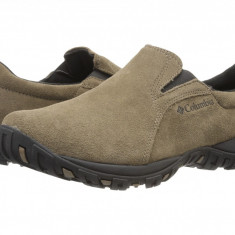 Pantofi Columbia Peakfreak™ Nomad Moc | 100% originali, import SUA, 10 zile lucratoare - Pantofi barbat Columbia, Piele naturala
