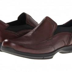 Pantofi Clarks Wave.Vortex | 100% originali, import SUA, 10 zile lucratoare - Pantofi barbat Clarks, Piele naturala, Casual