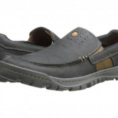Pantofi Merrell Traveler Point Moc | 100% originali, import SUA, 10 zile lucratoare - Pantof barbat Merrell, Piele naturala