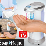 Dozator sapun cu senzor Magic Soap