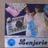 NATALIA TAUTU STANESCU LENJERIE pentru tinerel fete ceres 1981 modele ilustratii