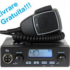 Statie radio CB TTi TCB-550 cu squelch automat