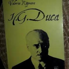 I. G. Duca / Valeriu Rapeanu - Biografie