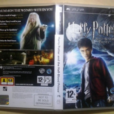 Joc PSP - Harry Potter and the Half-blood prince (GameLand ) - Jocuri PSP Electronic Arts, Actiune, 12+, Single player