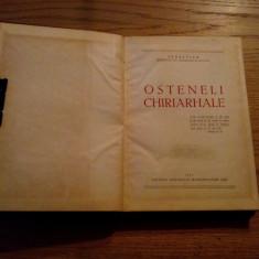 OSTENELI CHIRIARHALE - SEBASTIAN Mitropolitul Moldovei si Sucevei (autograf)