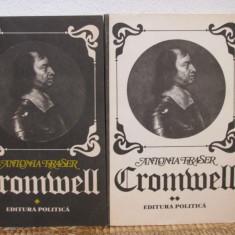 CROMMELL-ANTONIA FRASER(2 VOLUME) - Roman istoric