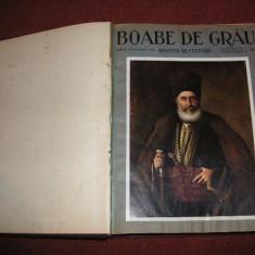 Boabe de grau - 1932 (an complet)