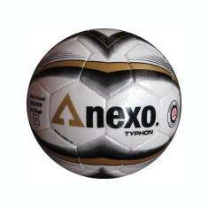 MINGE MINGI FOTBAL NEXO TYPHON CALITATE FIFA - Minge fotbal Nexo, Black Star, Marime: 5, Gazon