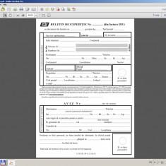 Formulare colet ramburs PF - Posta Romana - completare rapida - Aplicatie PC