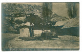 3032 - Sibiu, Turnu Rosu, CASA TARANEASCA - old postcard, real PHOTO - unused, Necirculata, Fotografie