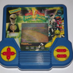 Consola joc portabil Tiger Electronics Power Rangers Altele, Board games, Toate varstele, Single player