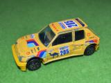 Macheta jucarie masinuta metal si plastic Peujot 205 Turbo 16, 1:49, Italy, Matchbox
