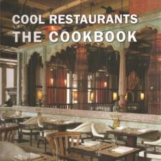 (C6111) COOL RESTAURANTS. THE COOKBOOK - CARTE DE BUCATE, RESTAURANTE COOL