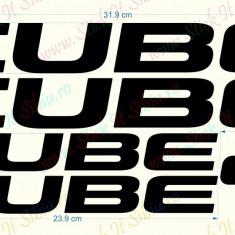 Set Cube  - Model 1_Sticker Bicicleta_Tuning _ Cod: SET-018