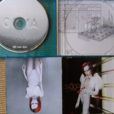 Marilyn Manson Mechanical Animals cd disc muzica rock editie vest texte foto