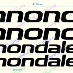 Set Cannondale_Sticker Bicicleta_Tuning _ Cod: SET-024