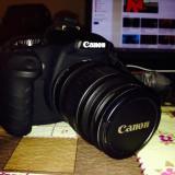 VAND KIT  CANON EOS 1000D   OBIECTIV EF-S 18-55mm f/3.5-5.6
