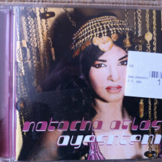 Natacha Atlas Ayeshteni cd disc muzica ambientala downtempo electronica pop 2001