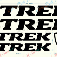 Set Trek - Model 1_Sticker Bicicleta_Tuning _ Cod: SET-020