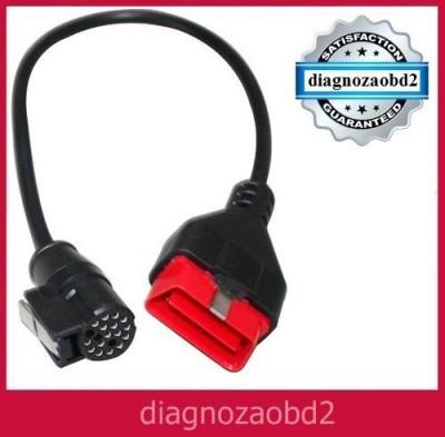 Cablu adaptor tester auto Can.clip  - OBD2  interfata diagnoza Dacia Renault  ! foto