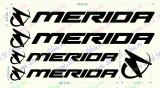 Set Merida - Model 1_Sticker Bicicleta_Tuning _ Cod: SET-013