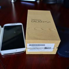 Vand Samsung Galaxy S4 Garantie - Telefon mobil Samsung Galaxy S4, Alb, Neblocat