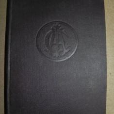 ANUARUL ACADEMIEI DE INALTE STUDII COMERCIALE SI INDUSTRIALE DIN BUCURESTI ANUL XII 1924-1925 -BUC. 1925 - Carte veche