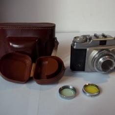 Aparat Foto Agfa Sillete Pronto Vintage - Aparat Foto cu Film Agfa