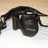 VAND APARAT FOTO CANON EOS 400D - DSLR Canon, Kit (cu obiectiv), 10 Mpx