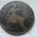 1 penny 1900 M. Britanie, Europa