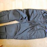 Pantaloni moto Krawehl , textil ,protectii , mariema L